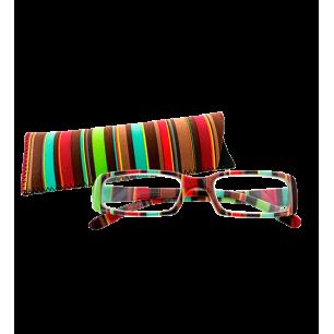 Lunettes X3 Bayadère - Korrekturbrille 100