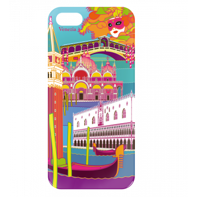 I Cover 5 - Coque pour iPhone 5/5S Venezia