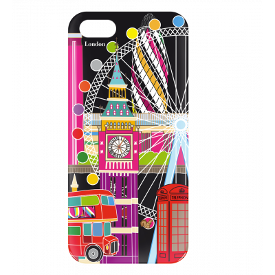 I Cover 5 - Coque pour iPhone 5/5S London
