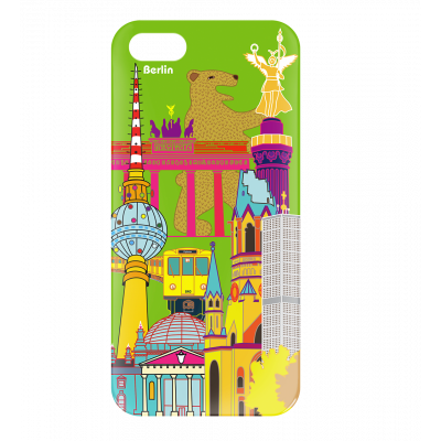 I Cover 5 - Coque pour iPhone 5/5S Berlin