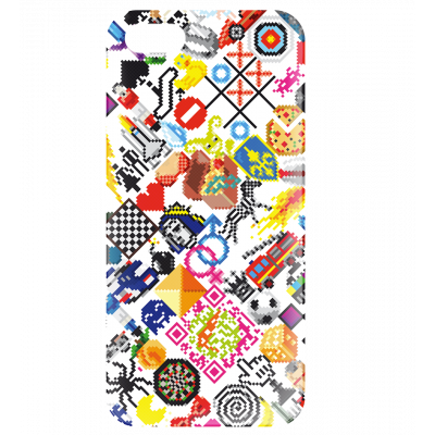 I Cover 5 - Coque pour iPhone 5/5S Pixel