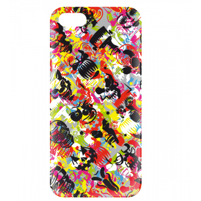 Case for iPhone 5/5S - I Cover 5 Graffiti