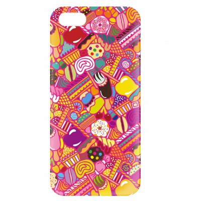 Cover per iPhone 5/5S - I Cover 5 Candy