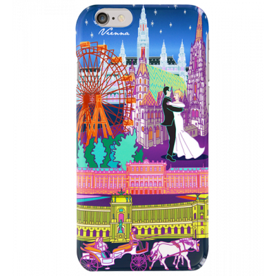 Coque pour iPhone 6 - I Cover 6 Wien