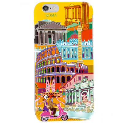 Coque pour iPhone 6 - I Cover 6 Roma