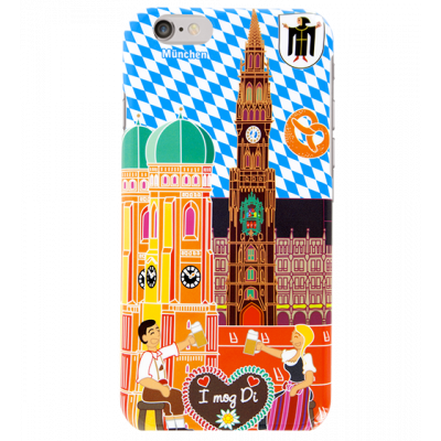 Coque pour iPhone 6 - I Cover 6 München