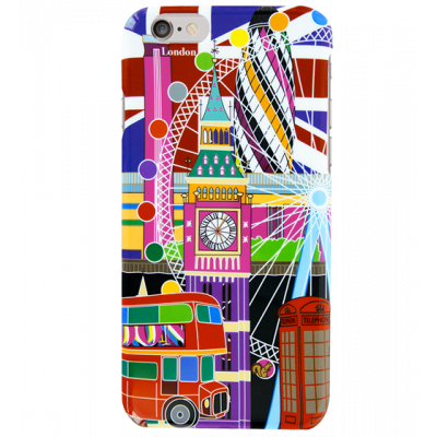 Cover per iPhone 6 - I Cover 6 London