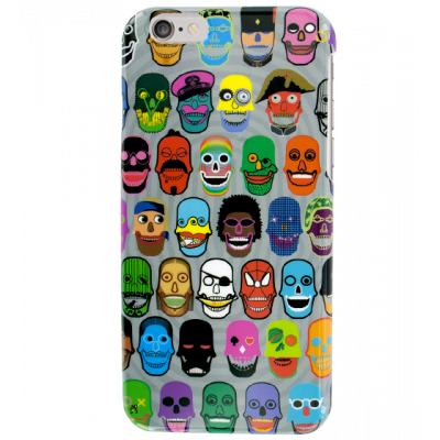 Cover per iPhone 6 - I Cover 6 Skull 3