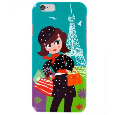 Case for iPhone 6 - I Cover 6 Parisienne