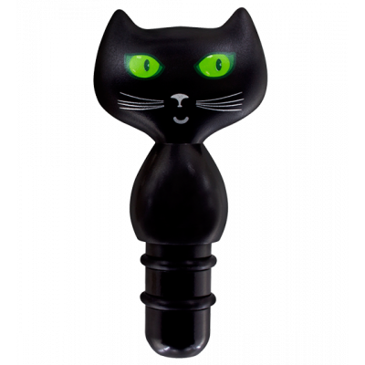 Bottle stopper - Bouchat Black