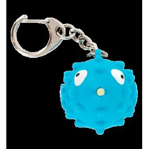 Porte clés LED - Keyled Poisson