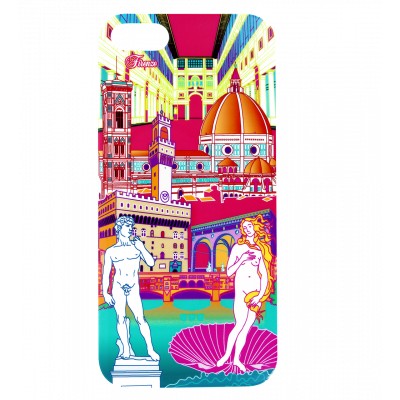 I Cover 5 - Coque pour iPhone 5/5S Florence