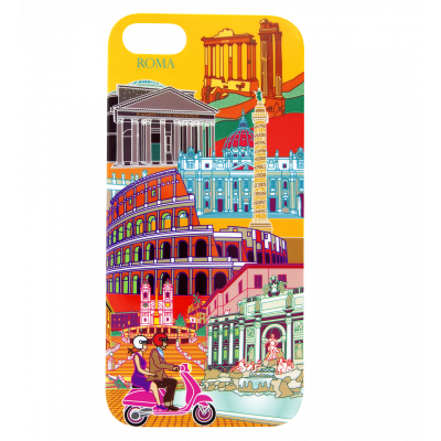 I Cover 5 - Coque pour iPhone 5/5S Roma