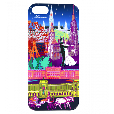 I Cover 5 - Coque pour iPhone 5/5S Wien