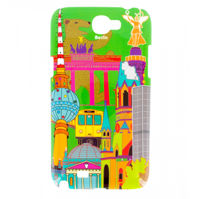 Case for Samsung N2 - Sam Cover N2 Berlin