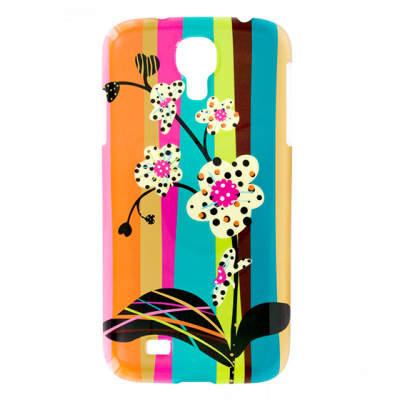 Sam Cover S4 - Case for Samsung S4 Orchid