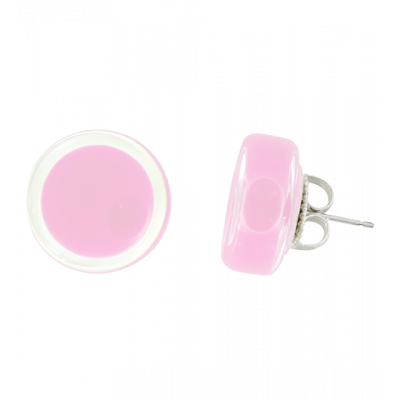 Stud earrings - Cachou Milk Bubble Gum