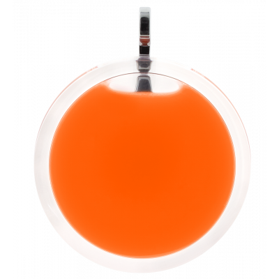 Cachou Giga Milk - Pendentif Orange