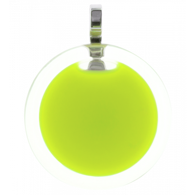 Cachou Medium Milk - Necklace Light Green
