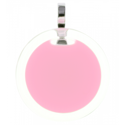 Necklace - Cachou Medium Milk Bubble Gum