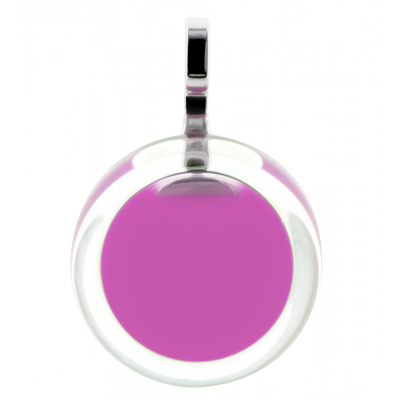 Necklace - Cachou Mini Milk Lilas