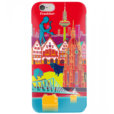 Cover per iPhone 6 - I Cover 6 Frankfurt