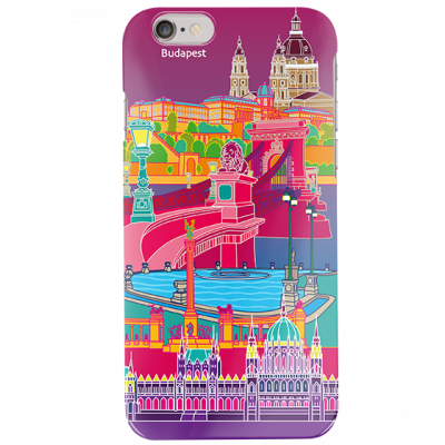 Case for iPhone 6 - I Cover 6 Budapest