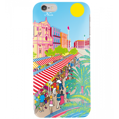 Cover per iPhone 6 - I Cover 6 Nizza