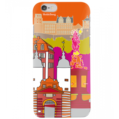 Coque pour iPhone 6 - I Cover 6 Heidelberg