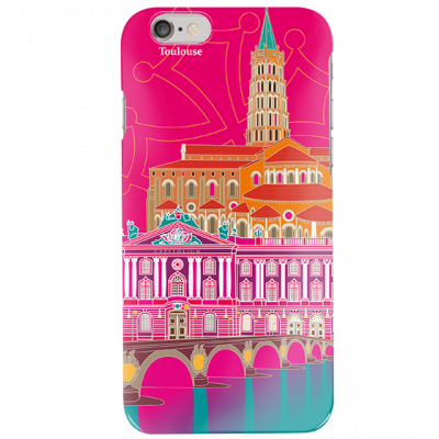 Case for iPhone 6 - I Cover 6 Toulouse