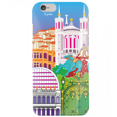 Cover per iPhone 6 - I Cover 6 Lyon