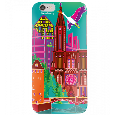 Cover per iPhone 6 - I Cover 6 Strasbourg