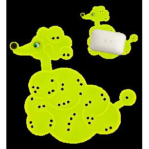 Seifenschale - Bulle Grün
