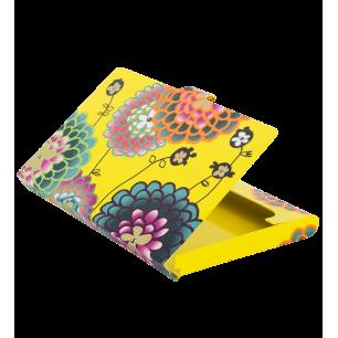 Porte cartes de visite - Busy Dahlia