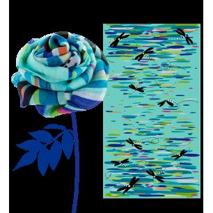 Foulard - Balade Reflet