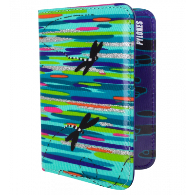 Passport holder - Voyage Reflet