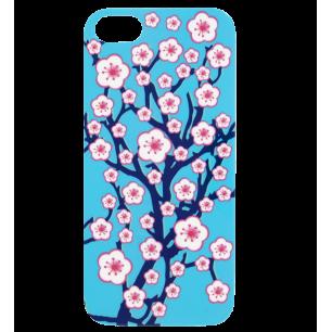 Schale für iPhone 5/5S - I Cover 5 Cerisier
