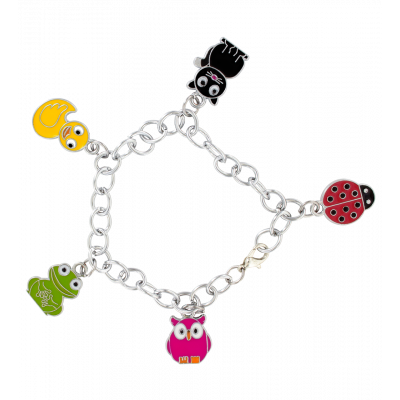 Charmant - Bracelet charms Animaux