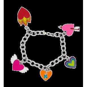 Charmant – Armband Herz
