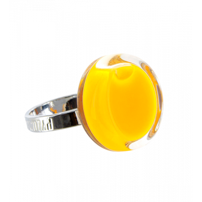 Cachou Nano Milk - Glass ring Yellow