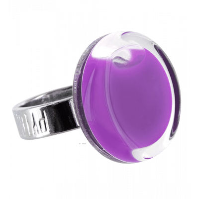 Cachou Mini Milk - Glass ring Lilas