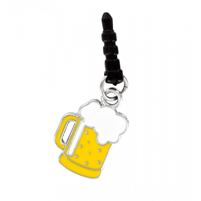 Mobile-phone-jewellery - Plug In Beer