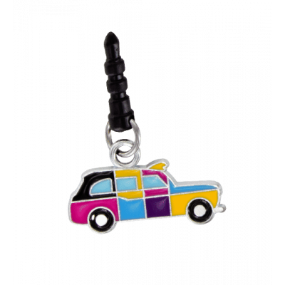 Mobile-phone-jewellery - Plug In Taxi