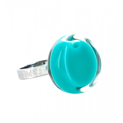 Cachou Nano Milk - Glass ring Turquoise