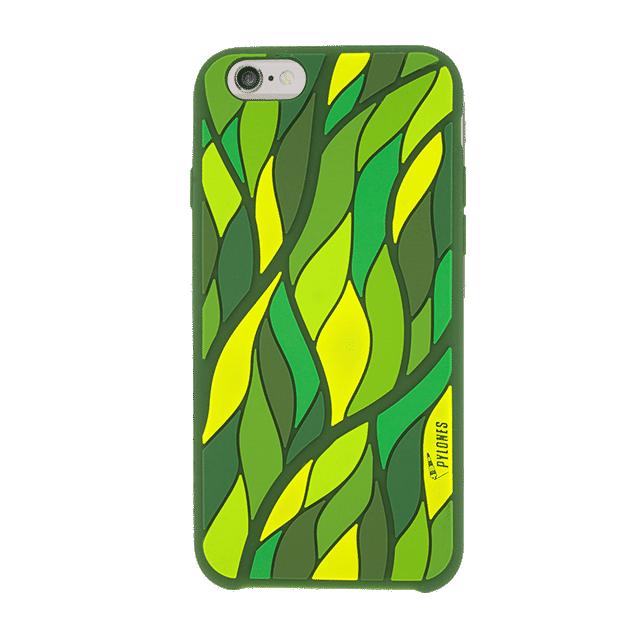 coque iphone 6 leaf