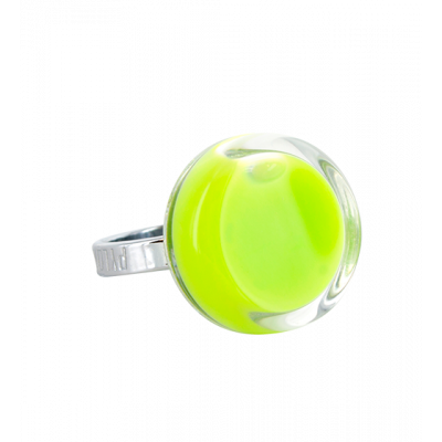 Cachou Nano Milk - Glass ring Light Green