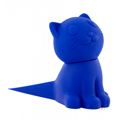 Door stop - Doorcat Blue