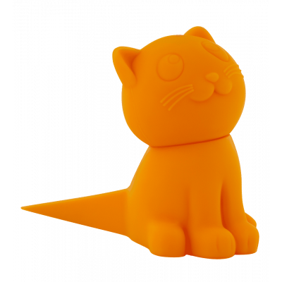 Door stop - Doorcat Orange
