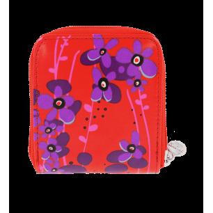Kleine Brieftasche - Voyage Nymphea