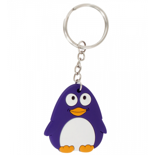 Keyring - Ani-keyri Penguin